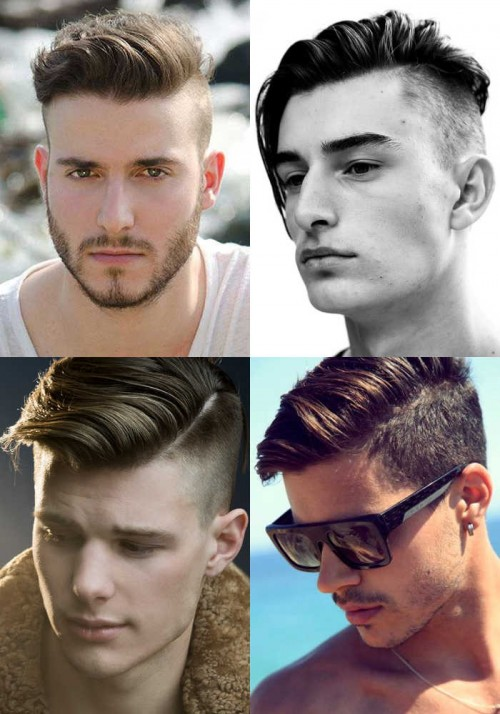 Top 33 Elegant Haircuts For Guys With Square Faces