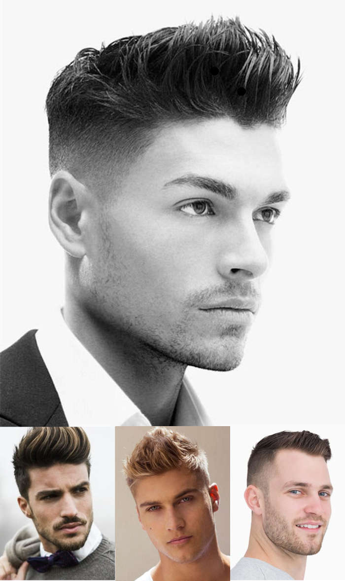 Best Widow's Peak Hairstyles For Men