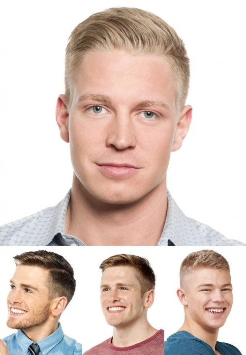 haircut styles for men with short hair top 29 low maintenance haircuts for guys 5903 | Classic Taper boys haircuts 500x722