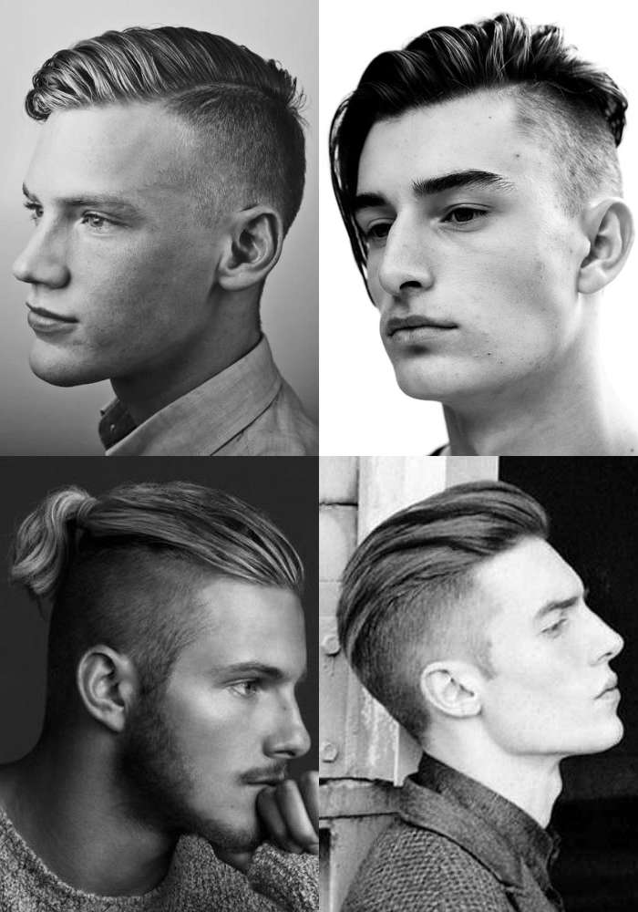 Disconnected Undercut For Men Hairstylegalleries Com