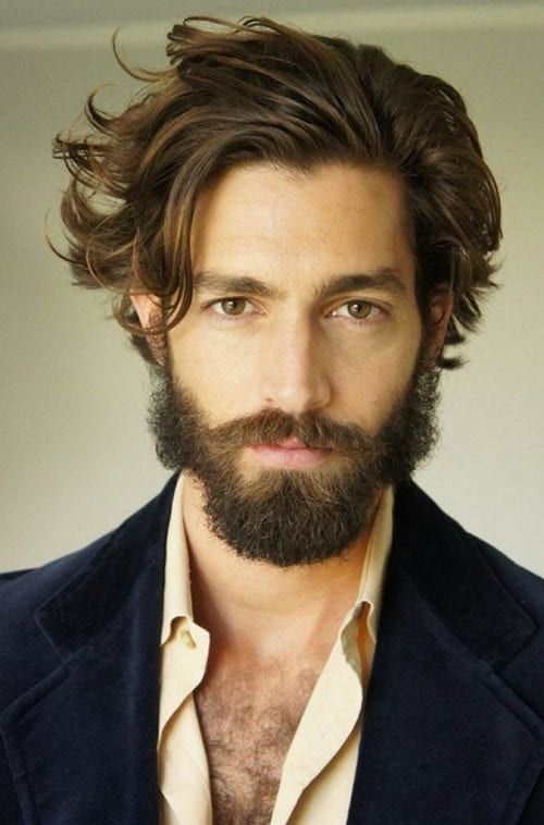 Male facial hair pictures