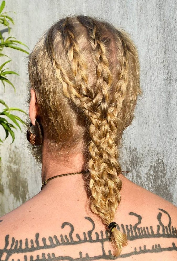 Manbraid alert an easy guide to braids for men back braids ccuart Gallery