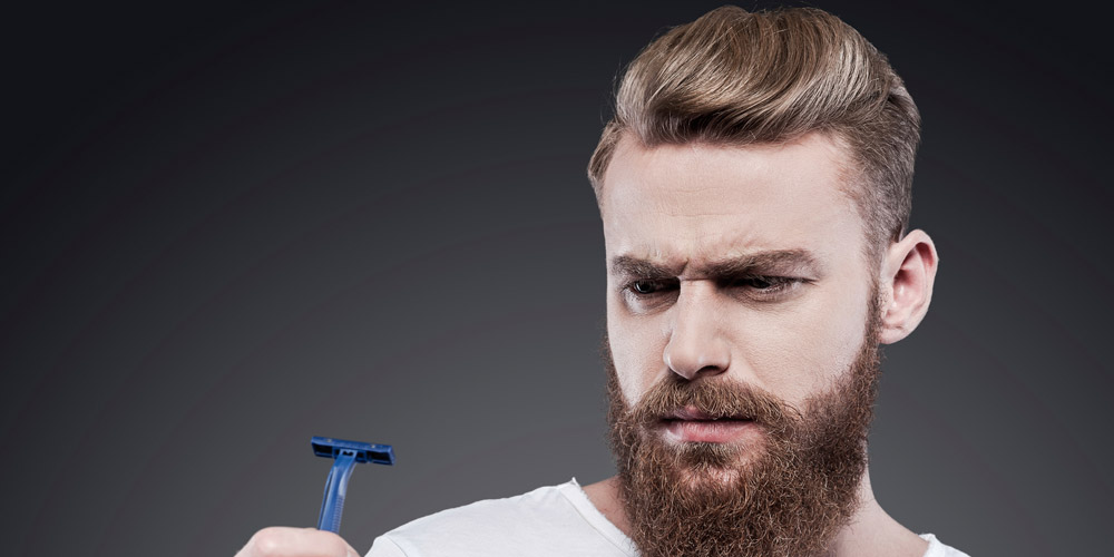 5 Tips to Maintaining Your Manly Mane