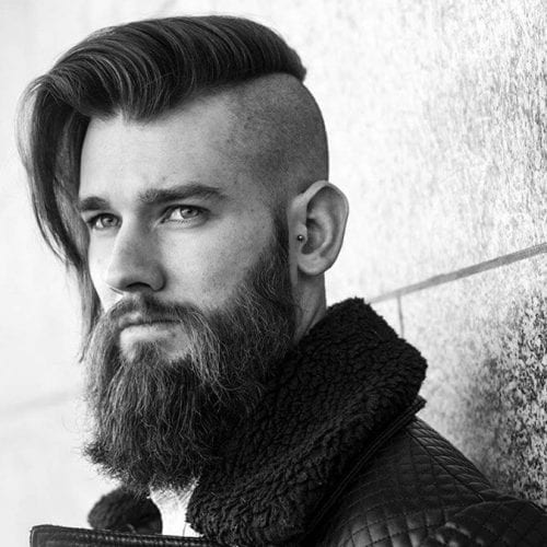 25 stylish undercut hairstyle variations a complete guide side swept undercut urmus Choice Image
