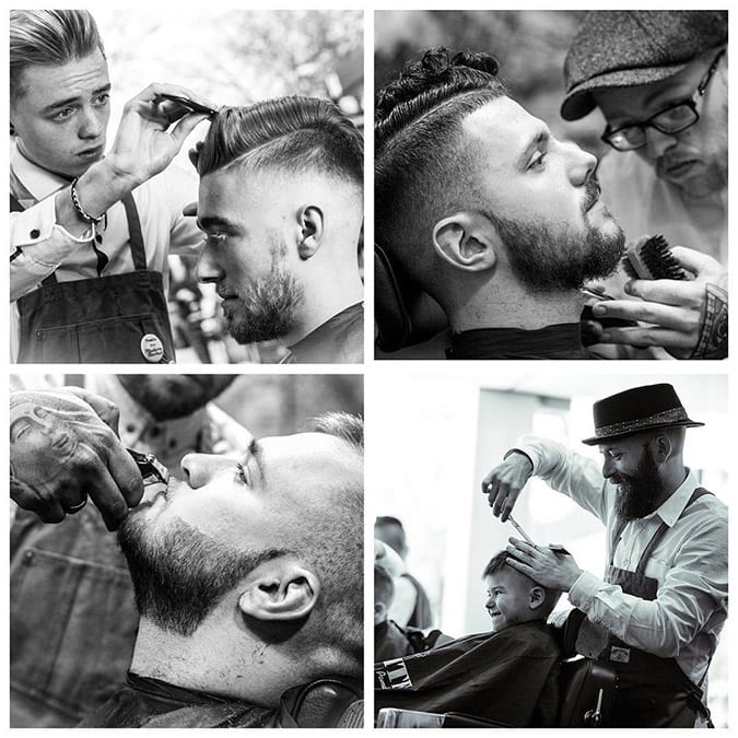 Introducing Cutting Edge UK barbershop: Braid Barbers
