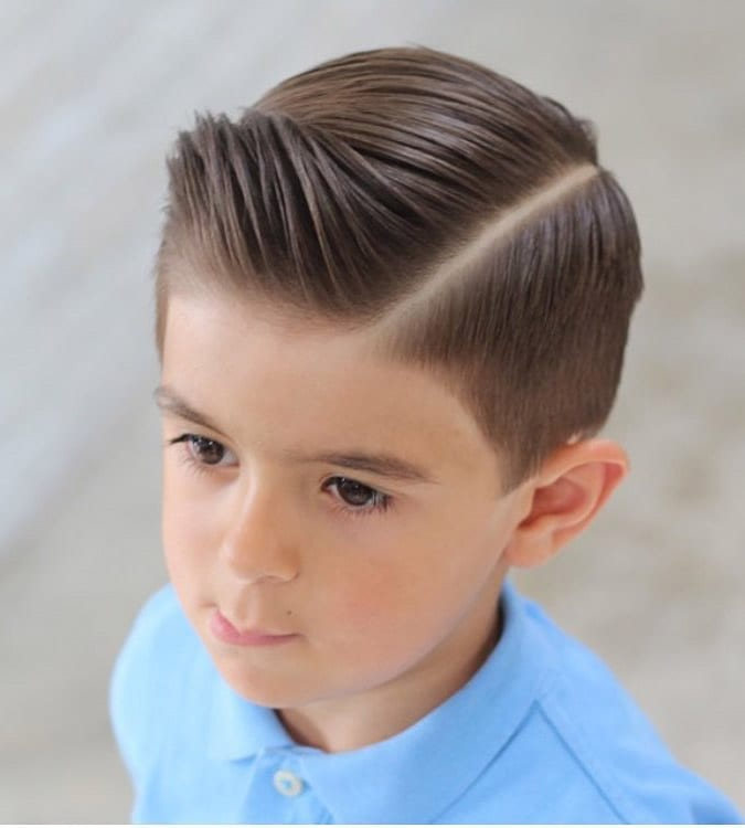 Thin Hard Part Dapper Cut