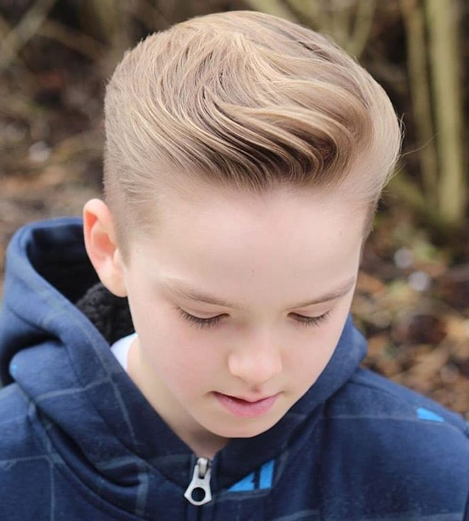 50 Cute Toddler Boy Haircuts Your Kids Will Love Page 26