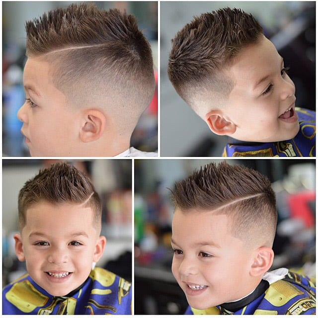 50+ Cute Toddler Boy Haircuts Your Kids will Love - Page 52