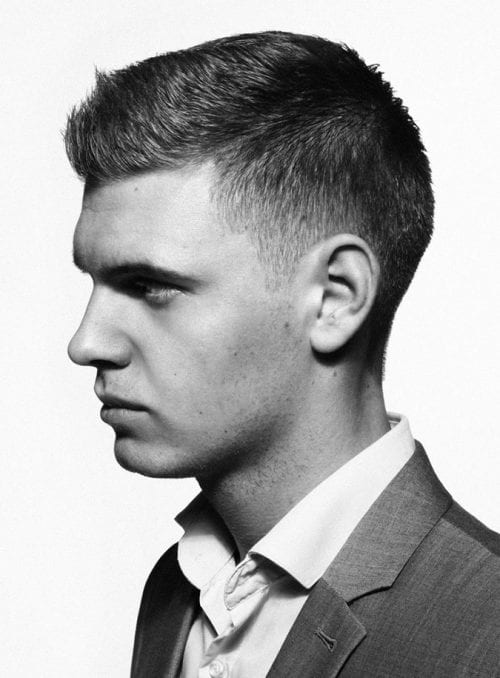 Stay Timeless With These 7 Classic Taper Haircuts