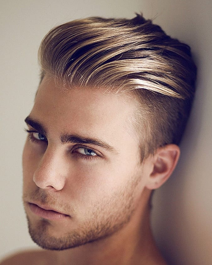 Superb Best 39 Blonde Hairstyles For Men In 2017 Page 2 Hairstyle Inspiration Daily Dogsangcom