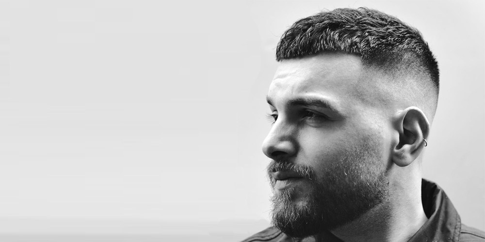 10 High and Tight Haircuts: A Classic Military Cut for Men