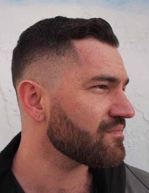 50 Best Hairstyles For A Receding Hairline Extended