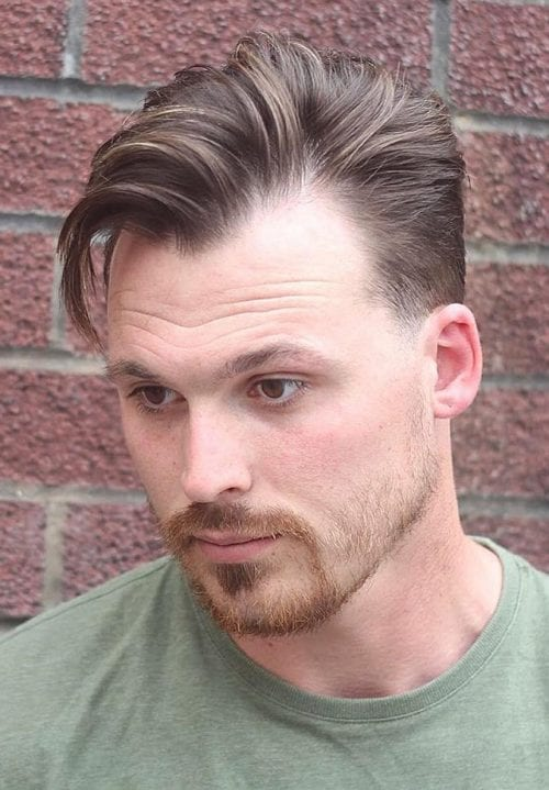 35 Best Widow S Peak Hairstyles For Men