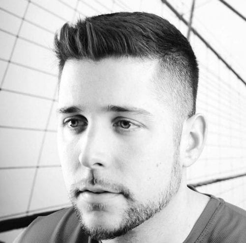 19 awesome military haircuts for men the fade haircut urmus Images