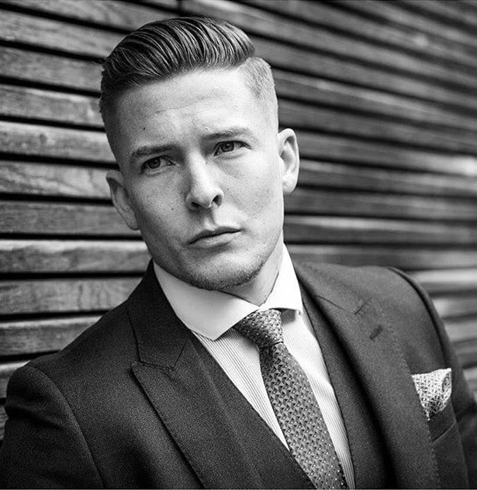 11 Exquisite Dapper Haircuts An Easy Gentleman S Style