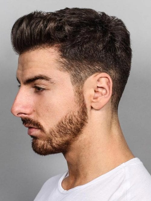51 elegant taper fade haircuts for clean cut gents airbrushed taper fade urmus Image collections