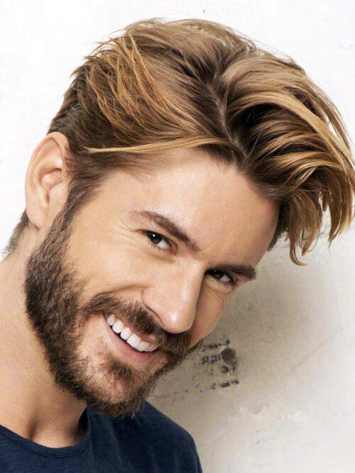 Best 45 Blonde Hairstyles for Men in 2018