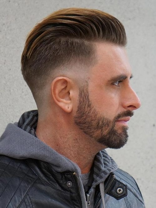 10 exquisite hairstyles for men with straight hair suave slicked back urmus Image collections