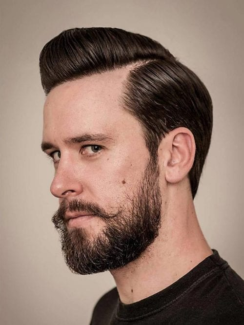 Pompadour Haircut Length : 19 pompadour hairstyle variations comprehensive guide