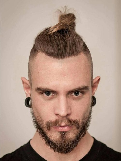 Men\'s Trendy Hairstyles Based On Face Structure