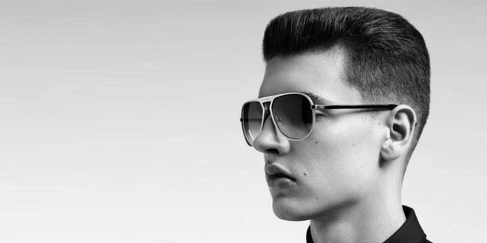 The Flat Top Haircut: A Classic Fifties 'Do