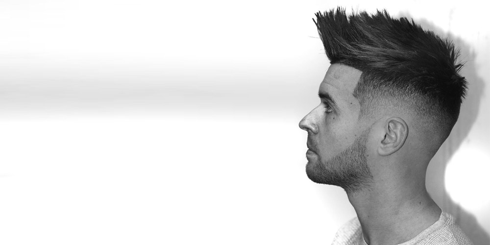 Mohawk Fade Haircut: A New Take on the 'Hawk