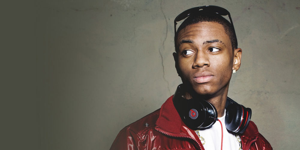 Soulja Boy Haircut – Neat Urban Look