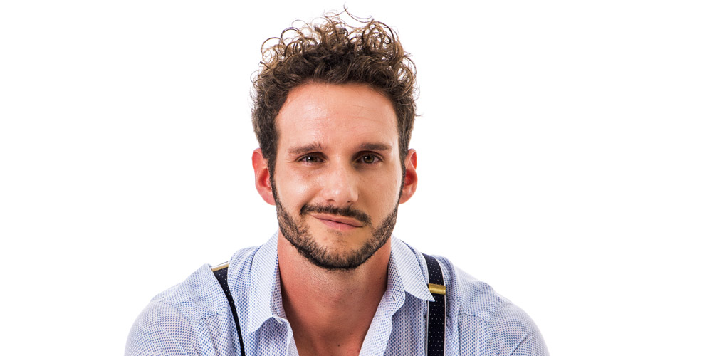 25+ Modern Men's Hairstyles for Curly Hair (That Will Change Your Look)
