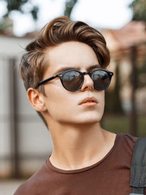 20 Haircuts For Men With Thick Hair (High Volume