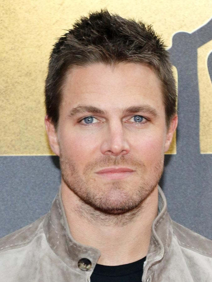 Stephen Amell Hairstyle