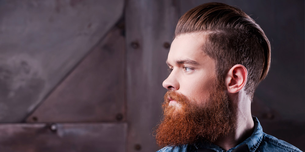 11 Exclusive Men's Slicked Back Side Part Hairstyles