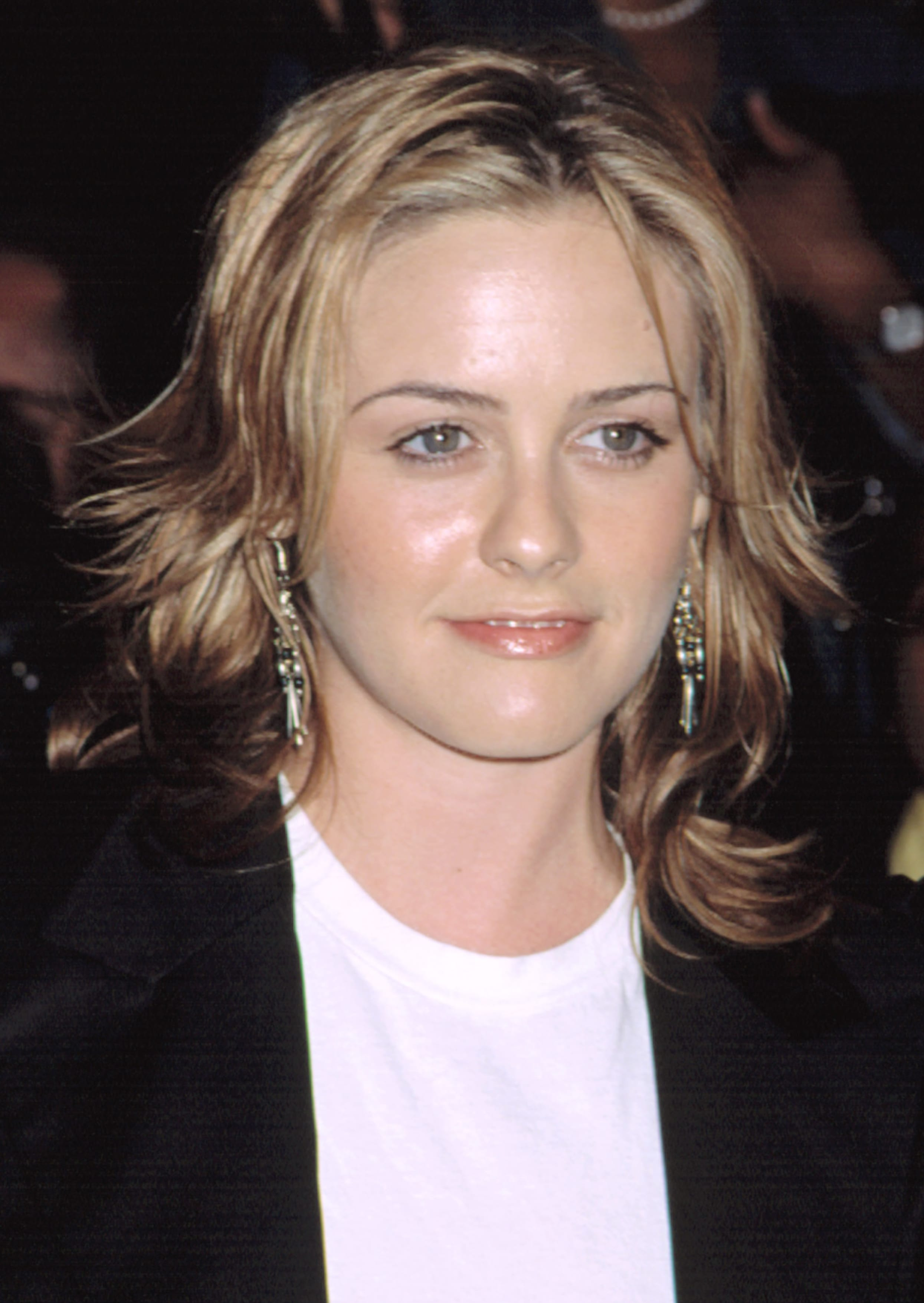 Alicia Silverstone And Her Rock'N'Rolling Mood