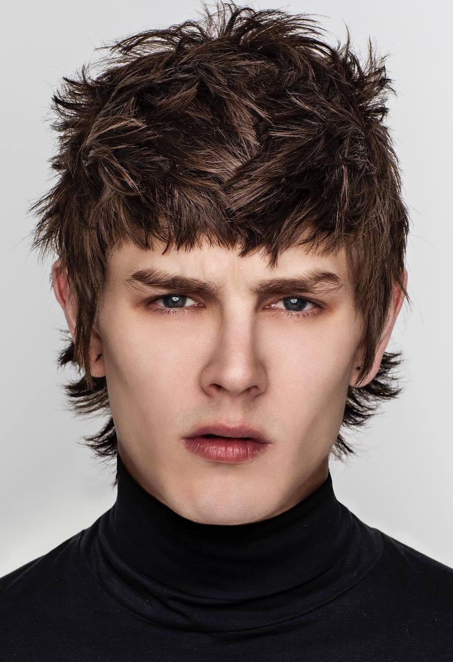 15 The Trendiest Men S Fringe Haircuts Of 2021
