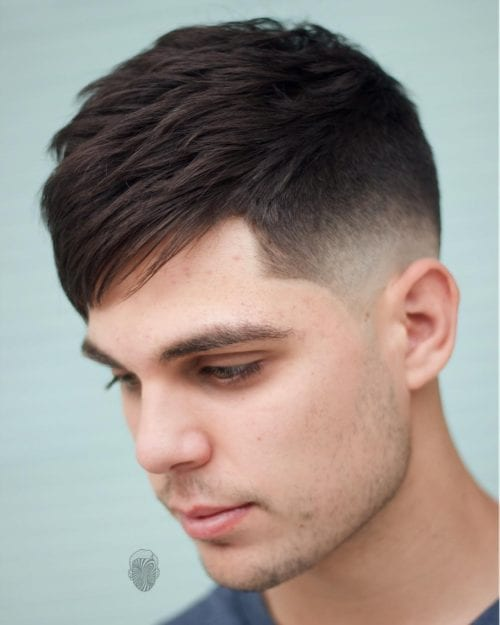 25 Angular Fringe Haircuts An Unexpected 2017 Trend