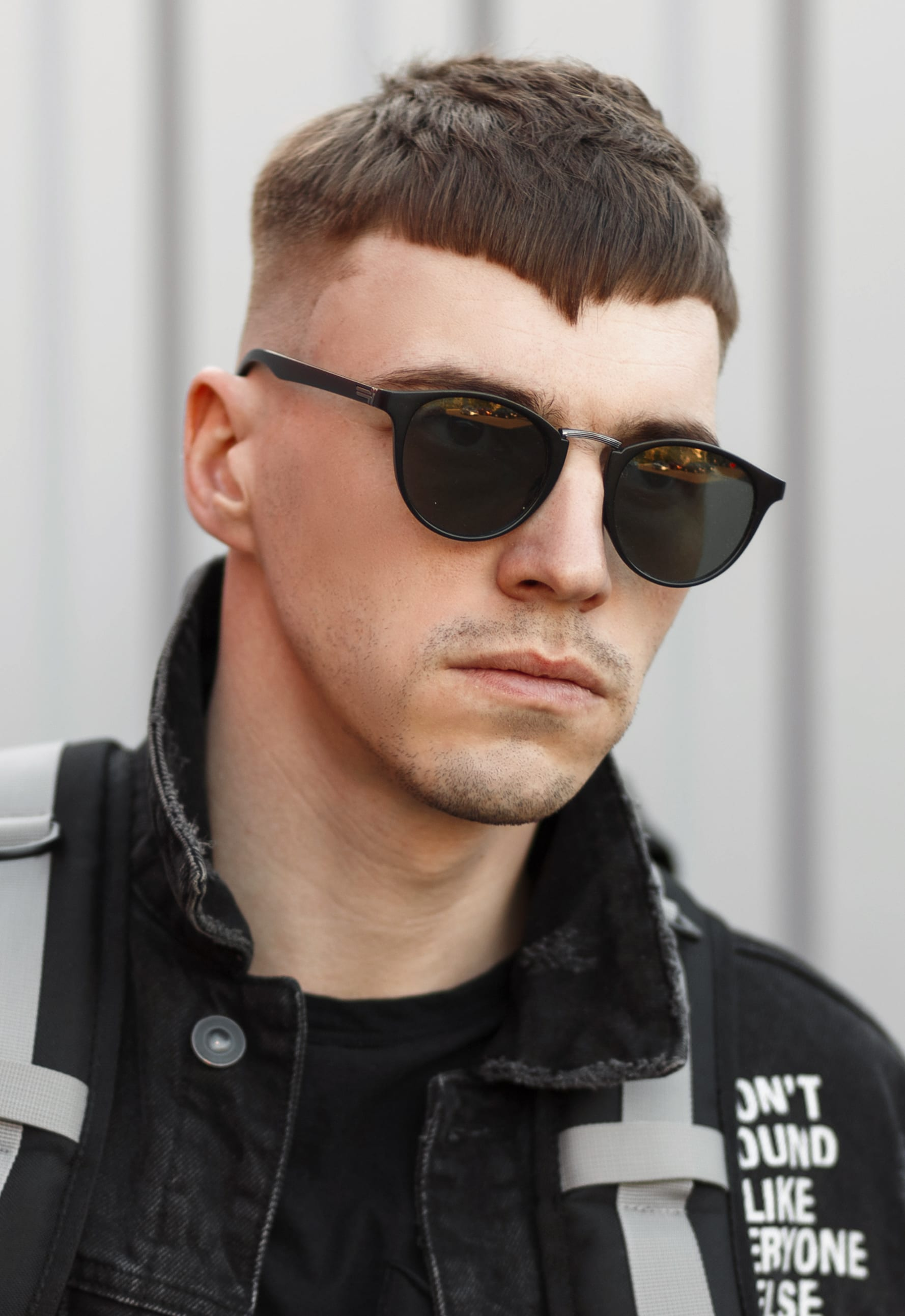 Angular Fringe with Undercut