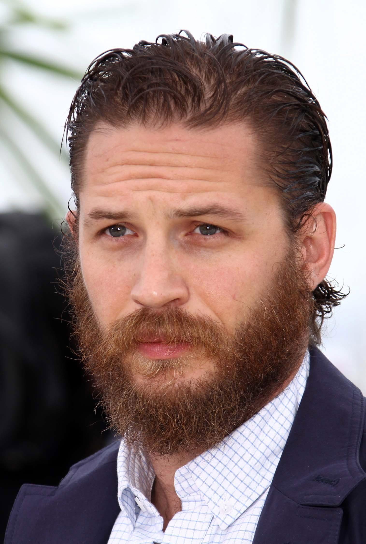 Tom Hardy S 10 Best Beard Styles Haircut Inspiration