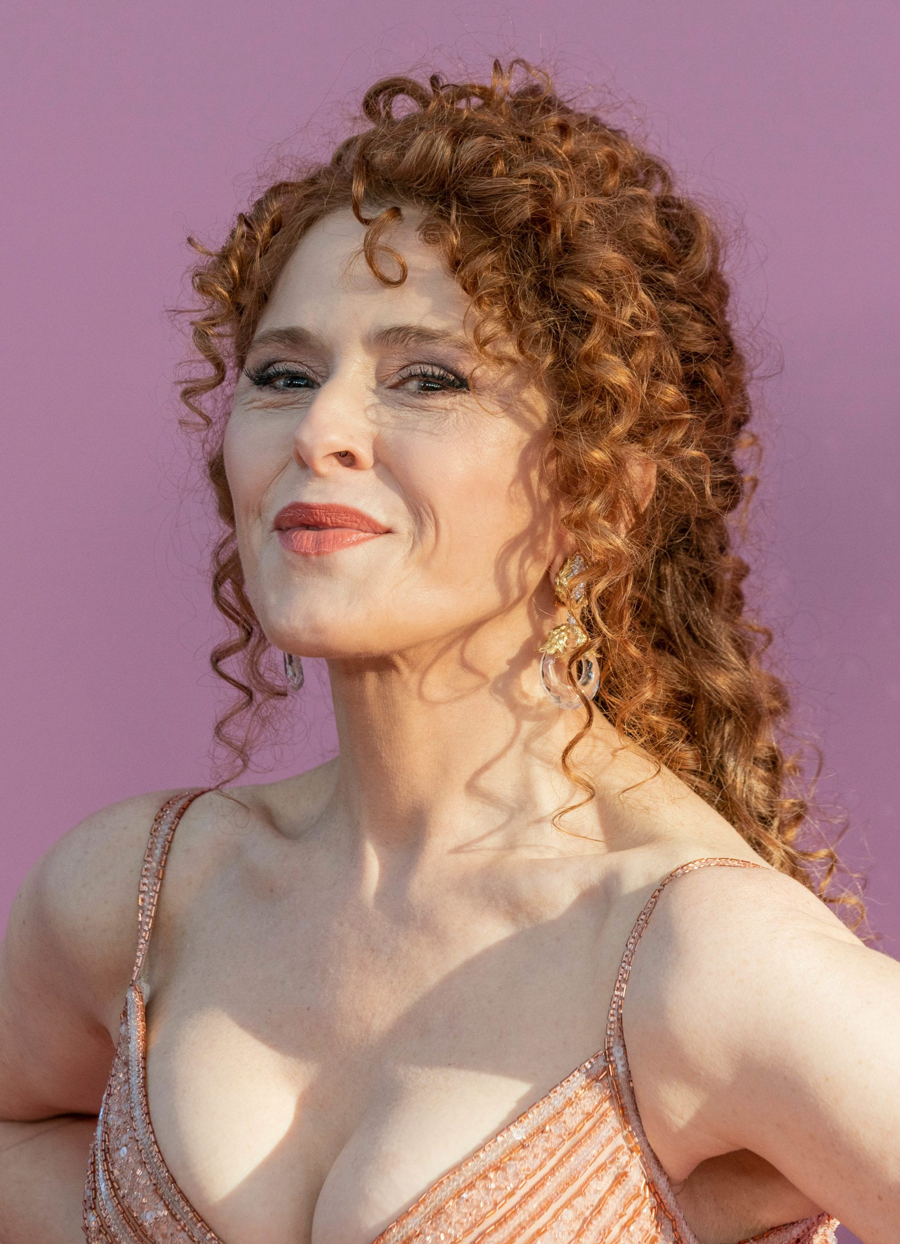 Bernadette Peters' Ginger Curls