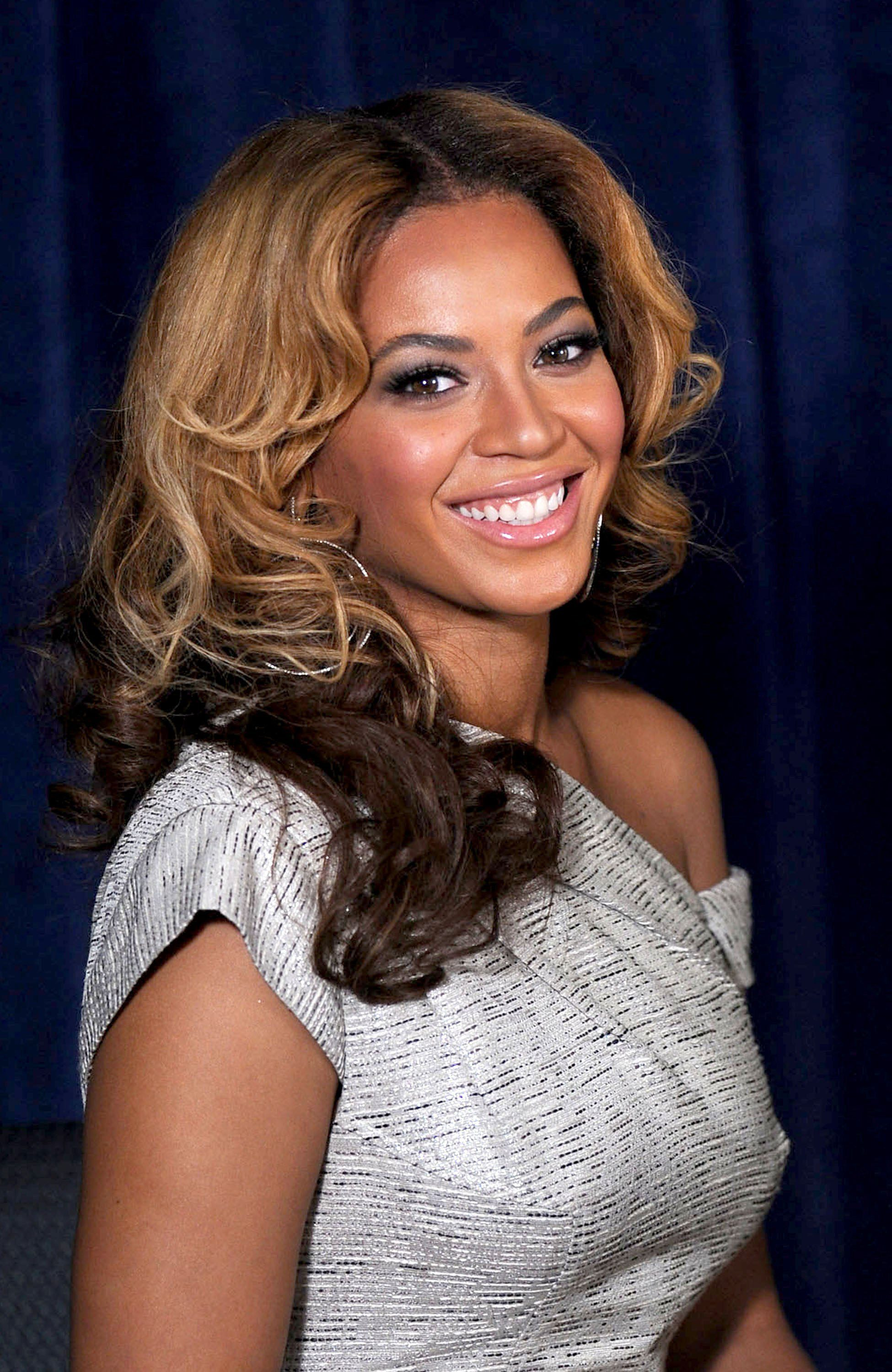 Beyonce's Reverse Chocolate Brown Ombre