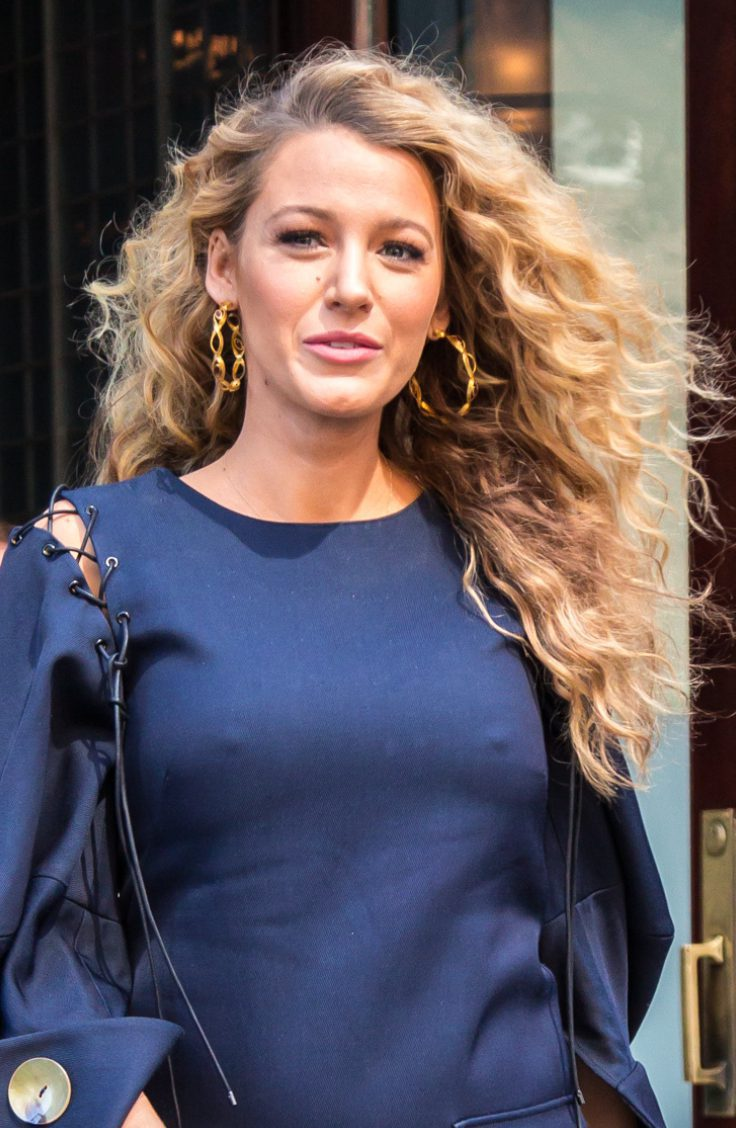 Blake Lively's Perm Hairstyle