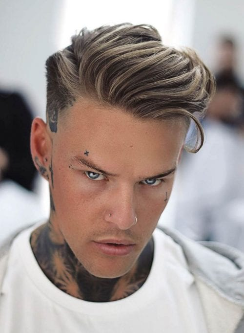 20 Edgy Mens Haircuts You Need To Know foto
