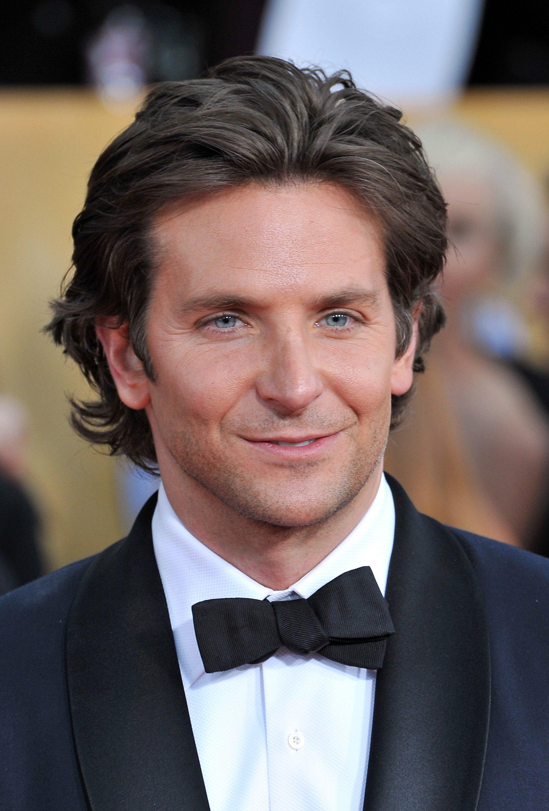 Bradley Cooper's Flow Hairstyle