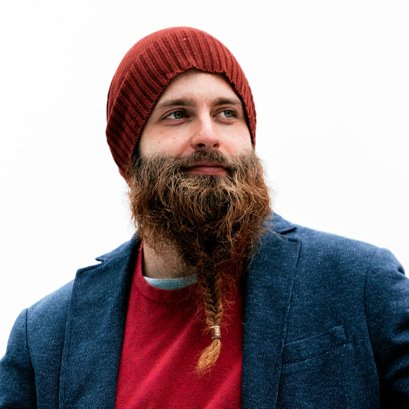 Braided Beards: A Fun Twist