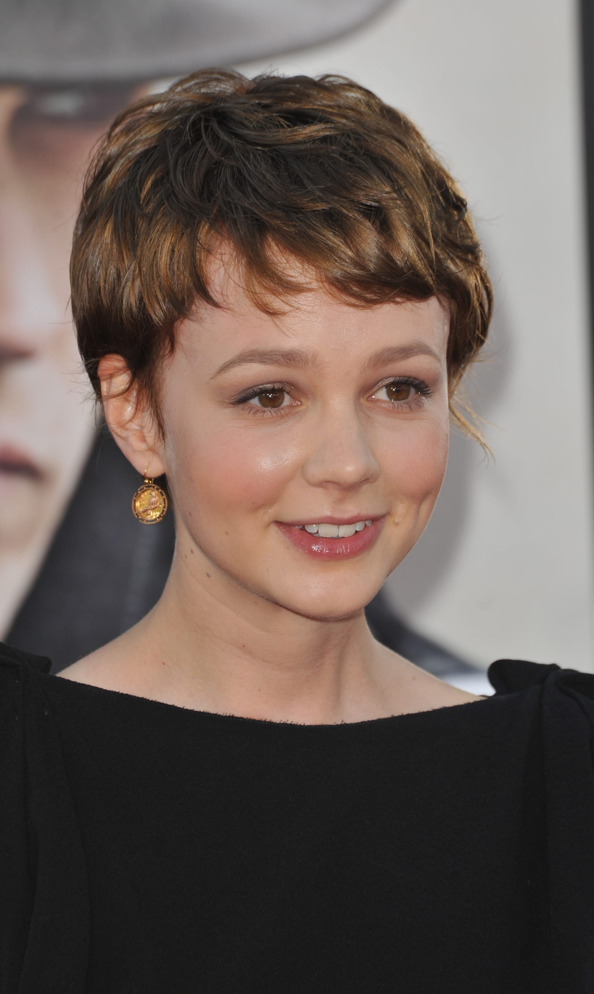 Carey Mulligan's Caesar Crop