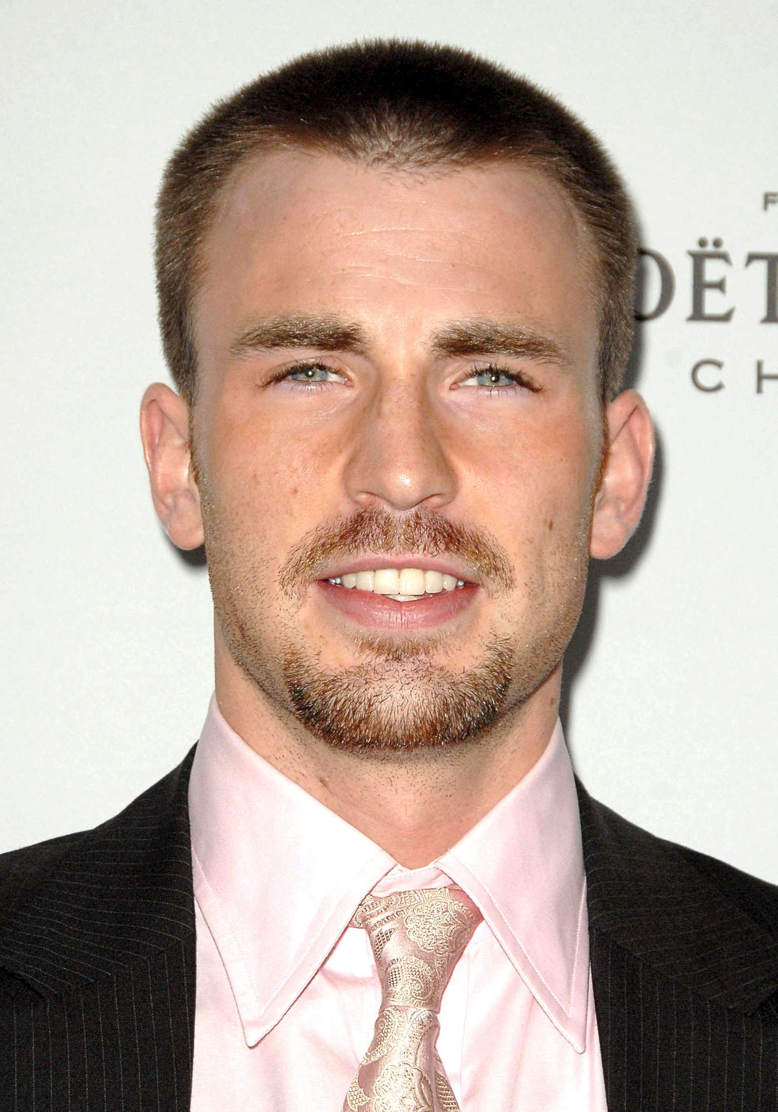 Chris Evans Butch Cut