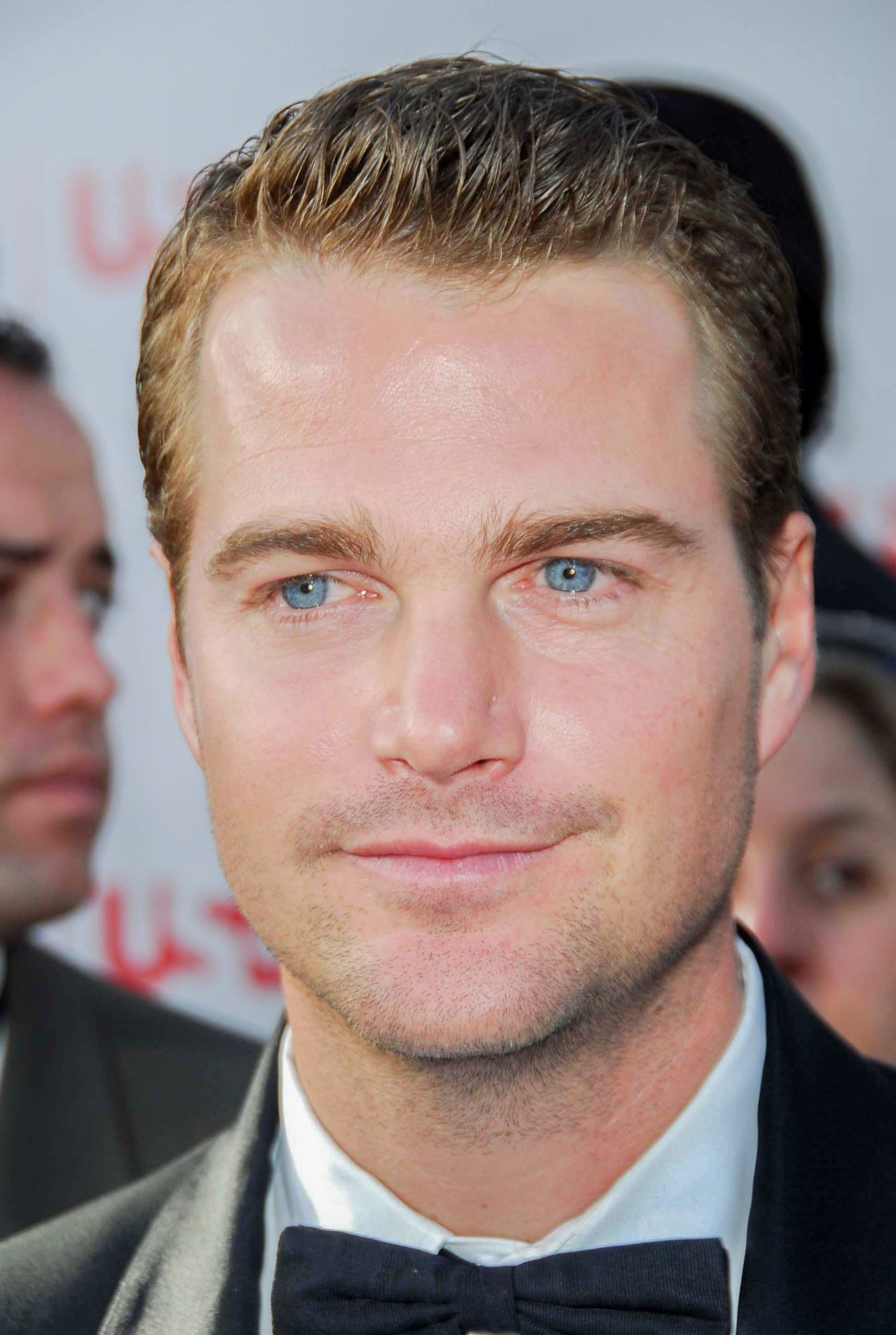 Chris O'Donnell's Styled Short Crop