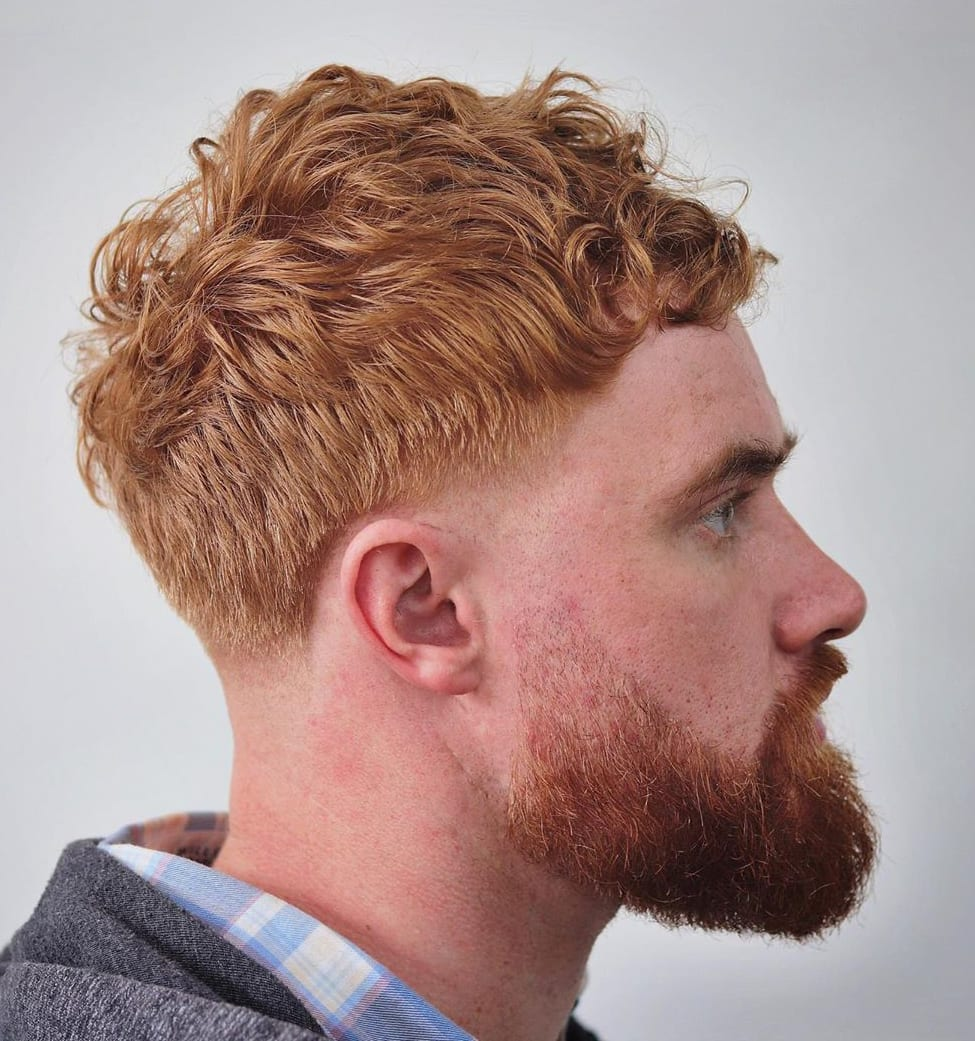 Classic Taper and Curly French