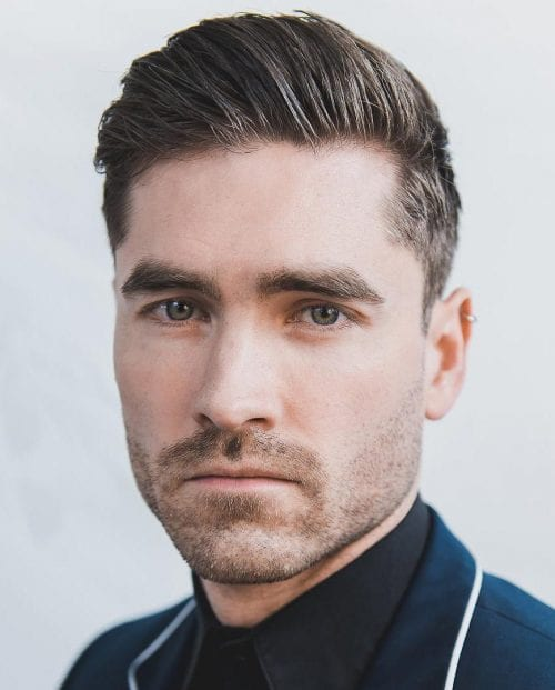 21 Best Gentleman Haircut Styles 2019 Guide: Top 50+ Exceptional Men's Hairstyles For 2018 (Revised