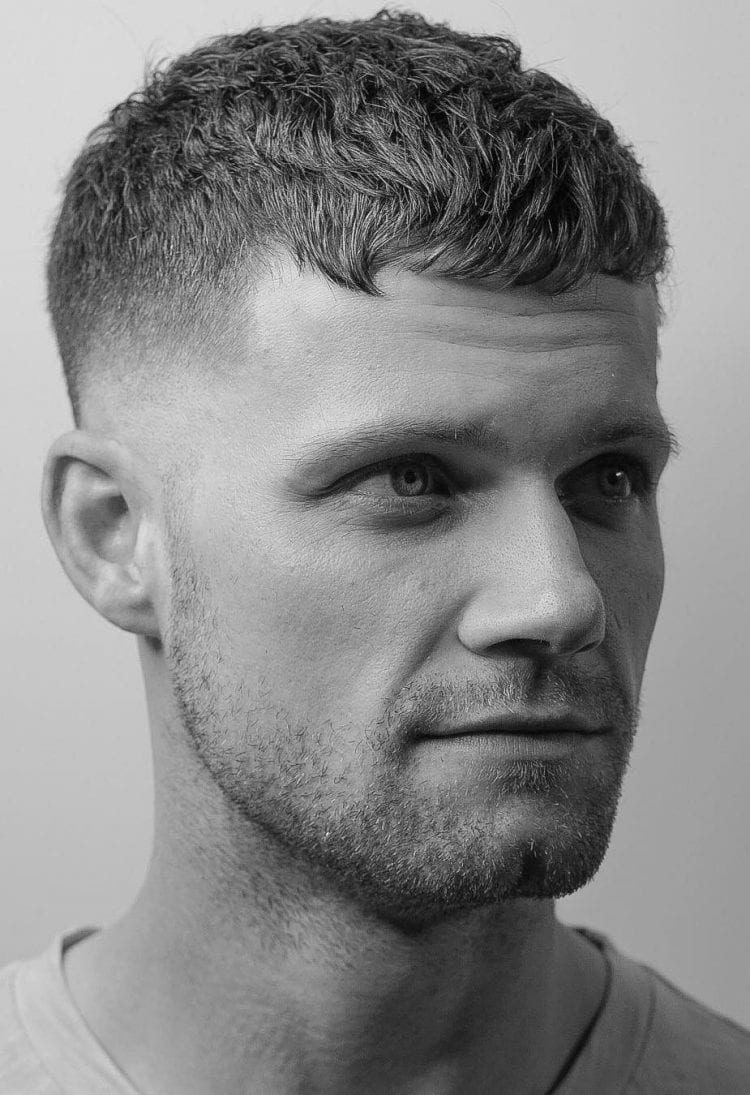 tapered haircut s 40 taper fade haircuts for clean cut gents 1095