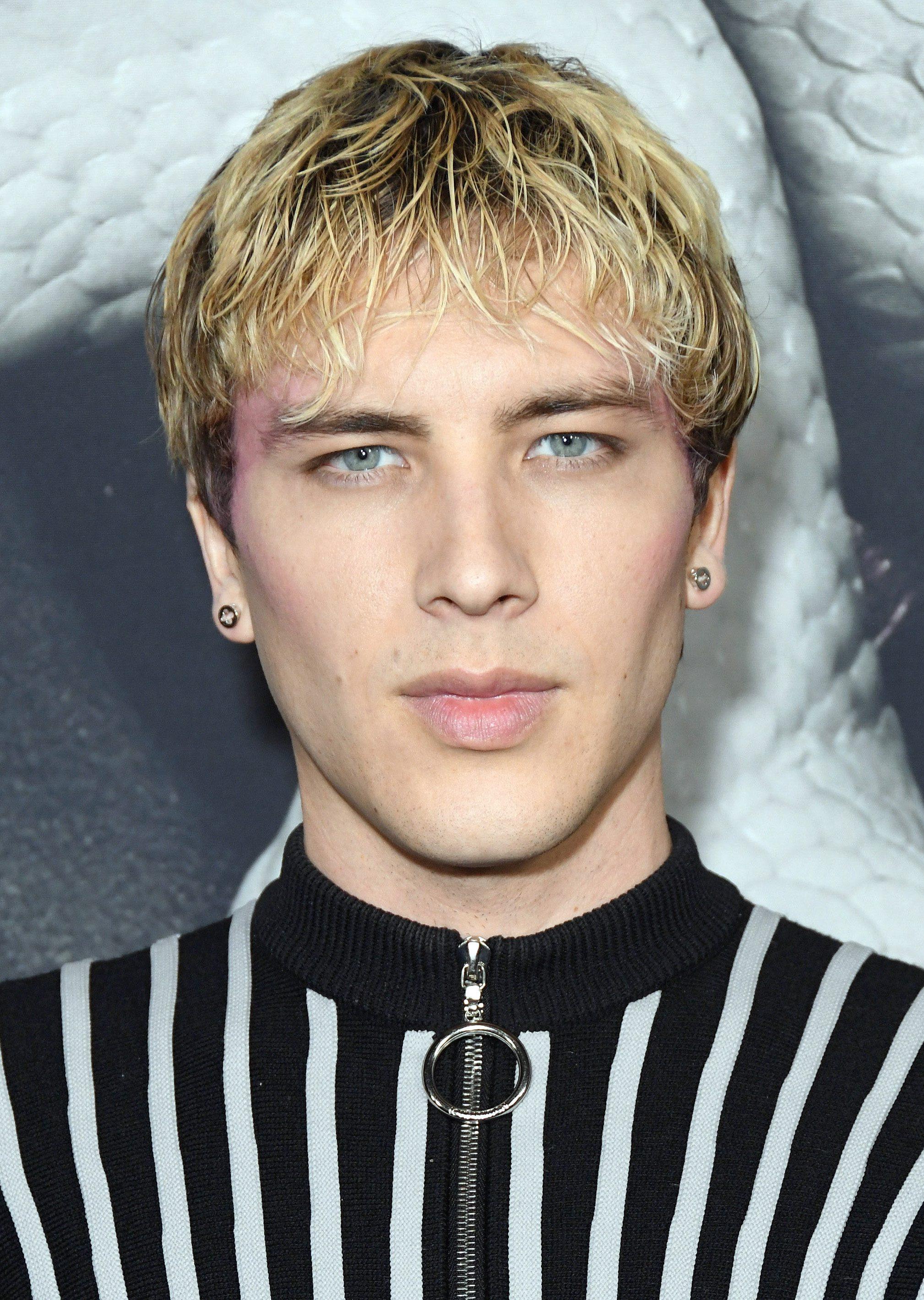Cody Fern's Wet Look