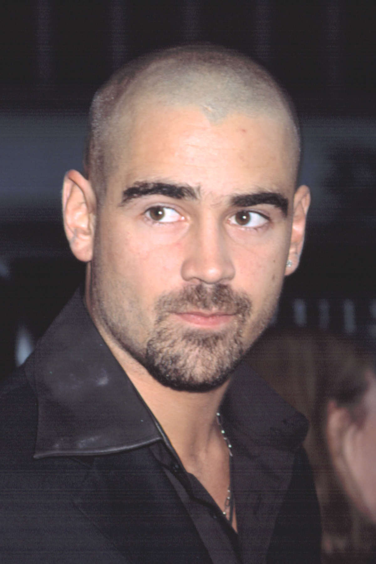 Colin Farrel Induction Cut